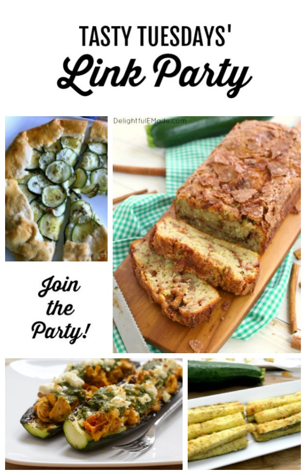 Tasty Tuesdays' Link Party features July 16