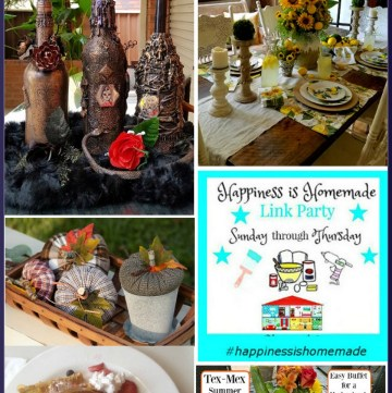 August 25 features for Happiness is Homemade