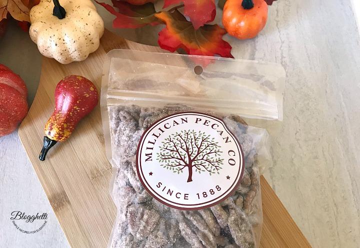 Millican Pecan Co Cappuccino Pecans