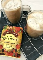 Door County Coffee - Vanilla Caramel Apple Lattes