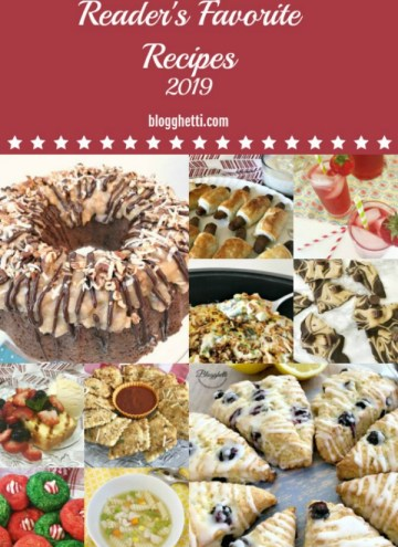 Readers favorite recipes for 2019