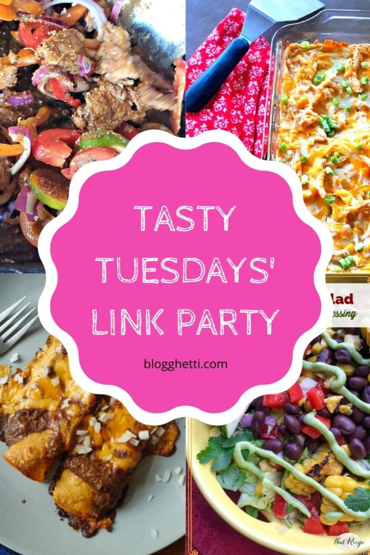 Tasty Tuesdays features for May 12
