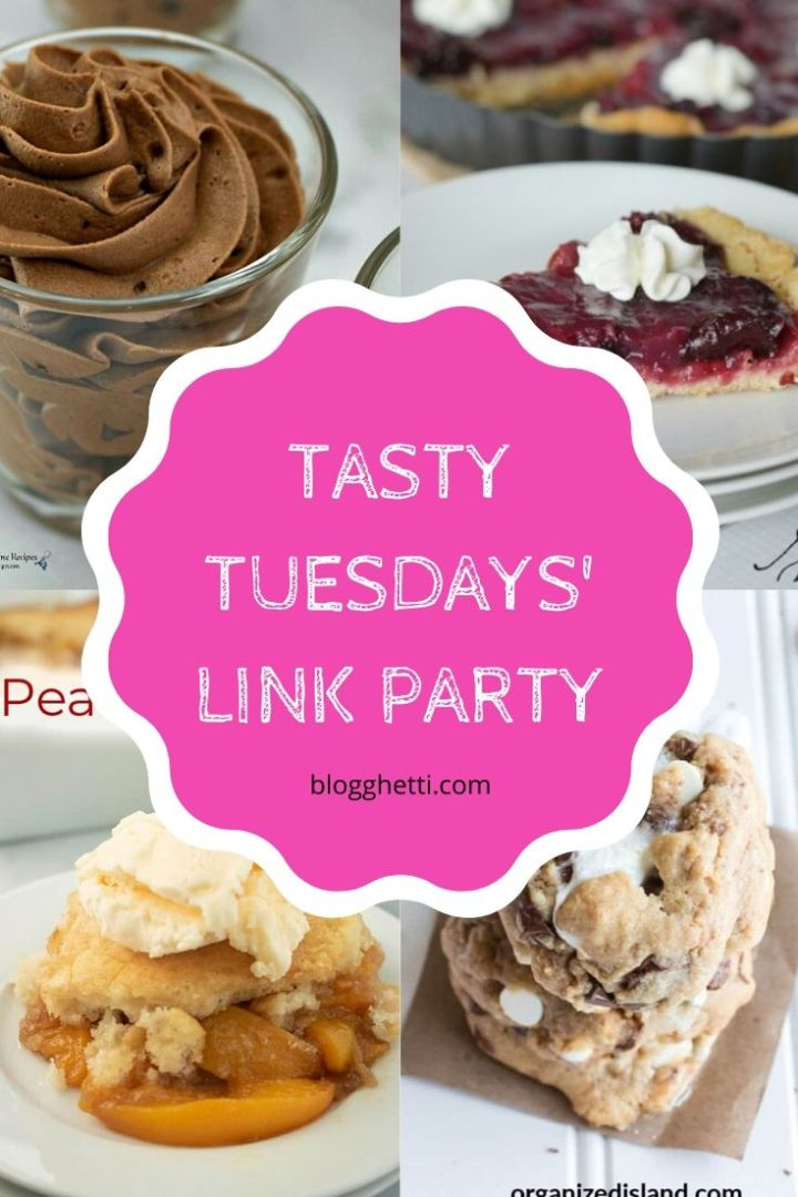 Tasty Tuesdays features for May 18