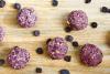 blueberry oat bites