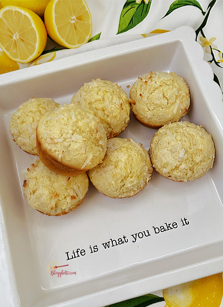 muffins in cute baking pan