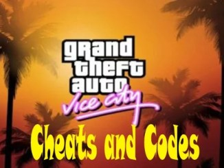 Grand Theft Auto: GTA Vice City Cheats And Codes For Android