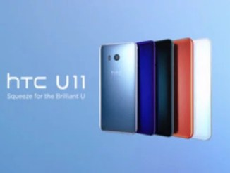 """HTC U11 """"Squeezable Phone"""" Specifications, Price and Availability in India"""