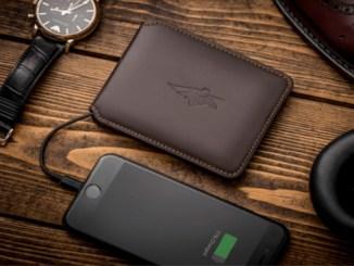"Meet ""Volterman"", The World's Most Powerful Smart Wallet"