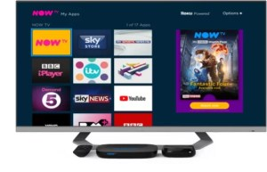 NOW TV Box Complete List Of Available Apps and How To Download
