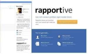 How To Find Social Media Accounts By Email Using Rapportive Chrome Extension