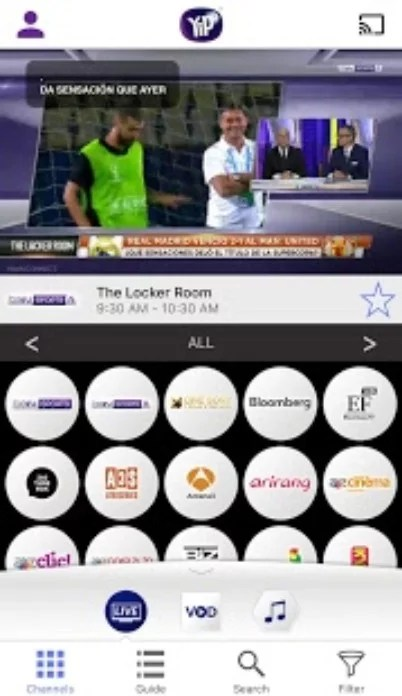 5 Best Apps To Watch Live Sports On Mobile Devices (Free and Paid) - YipTV