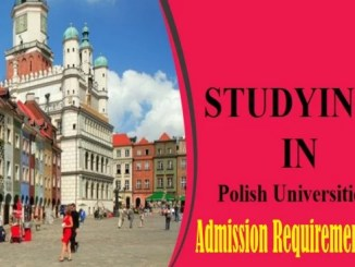 Poland University Admission Requirements For International Students