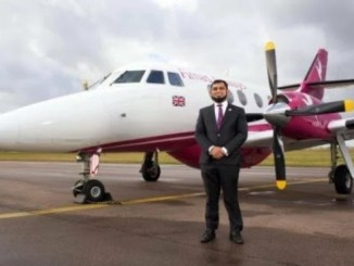 "Firnas Airways: British First ""Sharia Compliant"" Airways set to be launched in 2019"