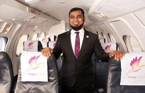 KaziShafiqur Rahman - Firnan Airways