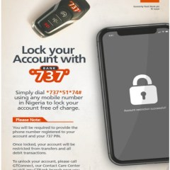 How to Lock Your GTBank Account with 737 to Prevent Fraudulent Transactions