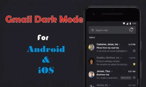 How to Turn on Gmail Dark Mode in Android and iOS