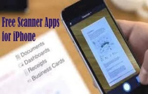 Best Free Scanner Apps for iPhone with clod storages