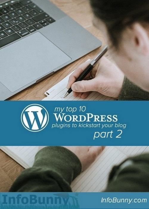 Teil meiner 10 besten WordPress Plugins 2