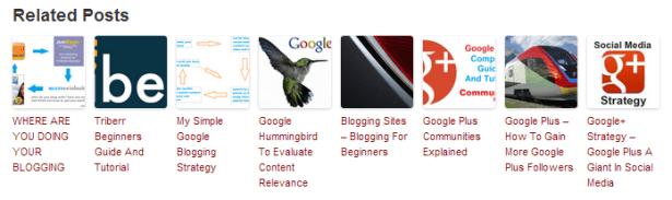 Top 10 WordPress Plugins 2 # 7 Verwandte Beiträge von Zemanta