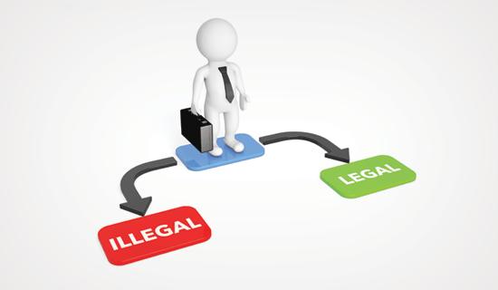 Rechtliche Angelegenheiten