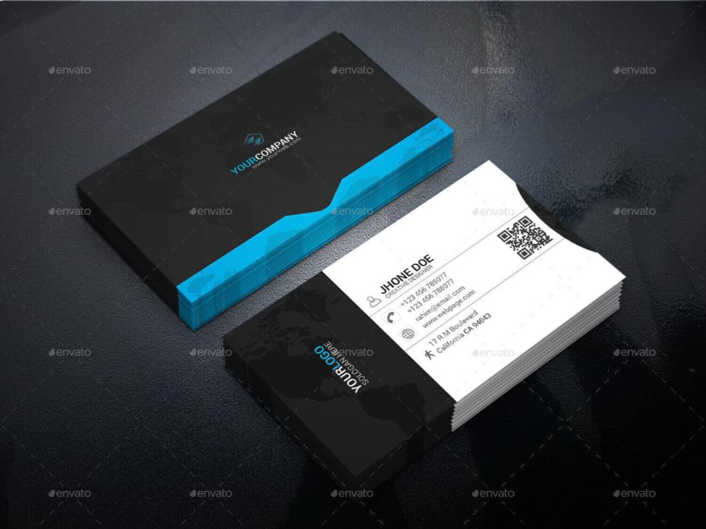 31 professional simple business cards templates for 2018 creative business card buy now reheart Choice Image