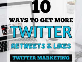how to get retweets on twitter