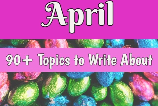 April blog post ideas
