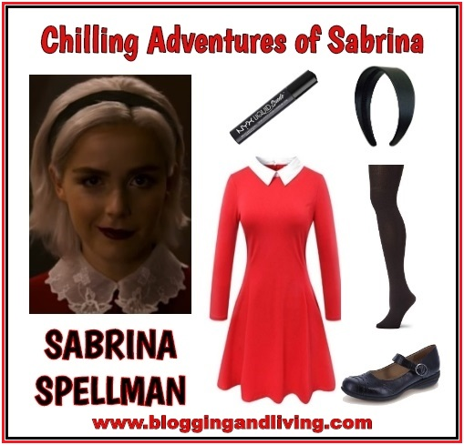 Chilling Adventures of Sabrina outfit