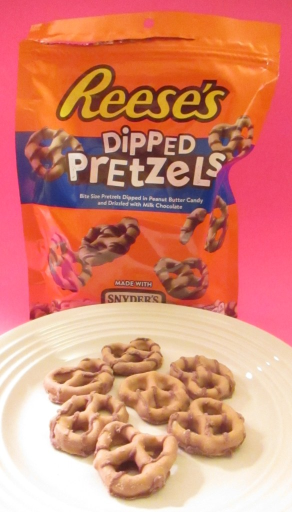 Reeses Dipped Pretzel review