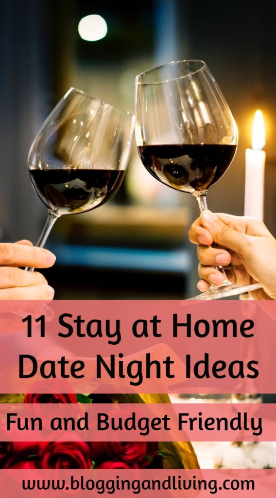 stay at home date night ideas