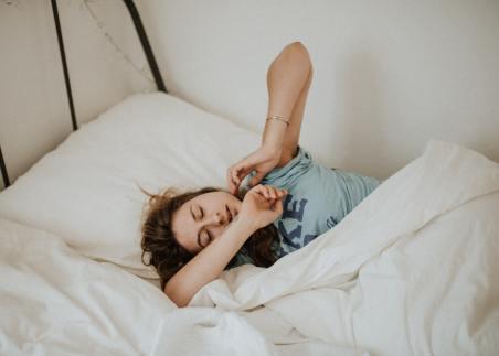 taking naps