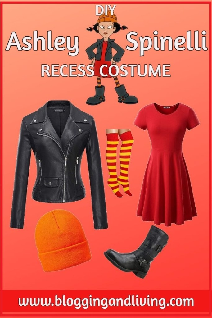 spinelli recess costume
