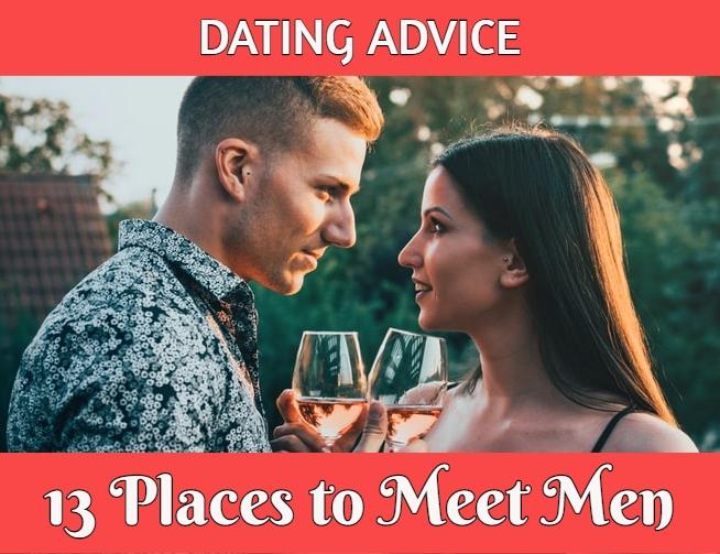 where to meet men
