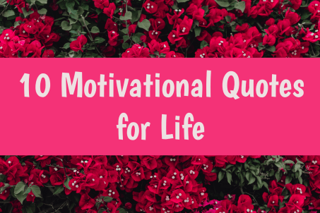 motivational quotes for life