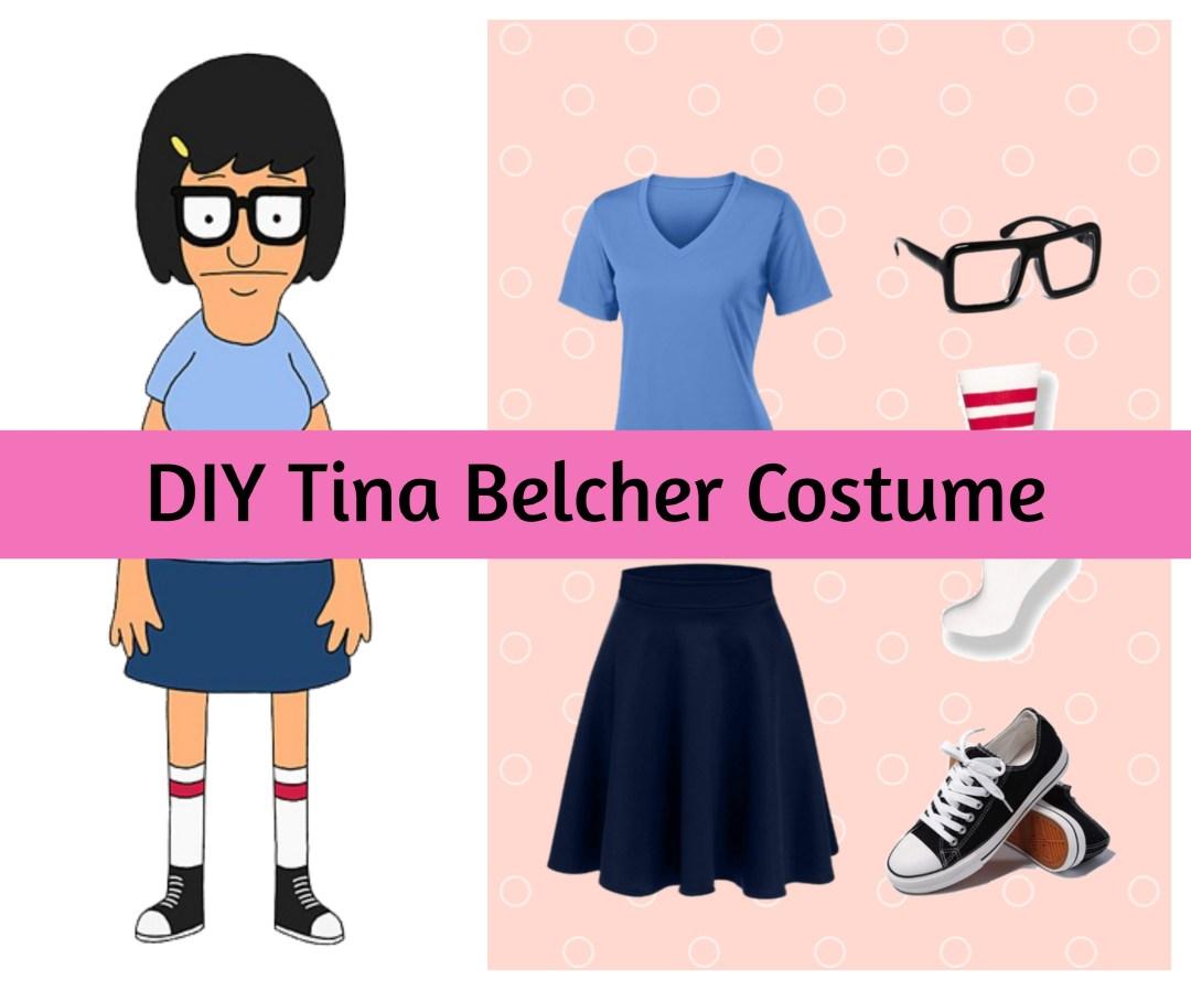 tina belcher costume