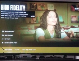 high fidelity hulu