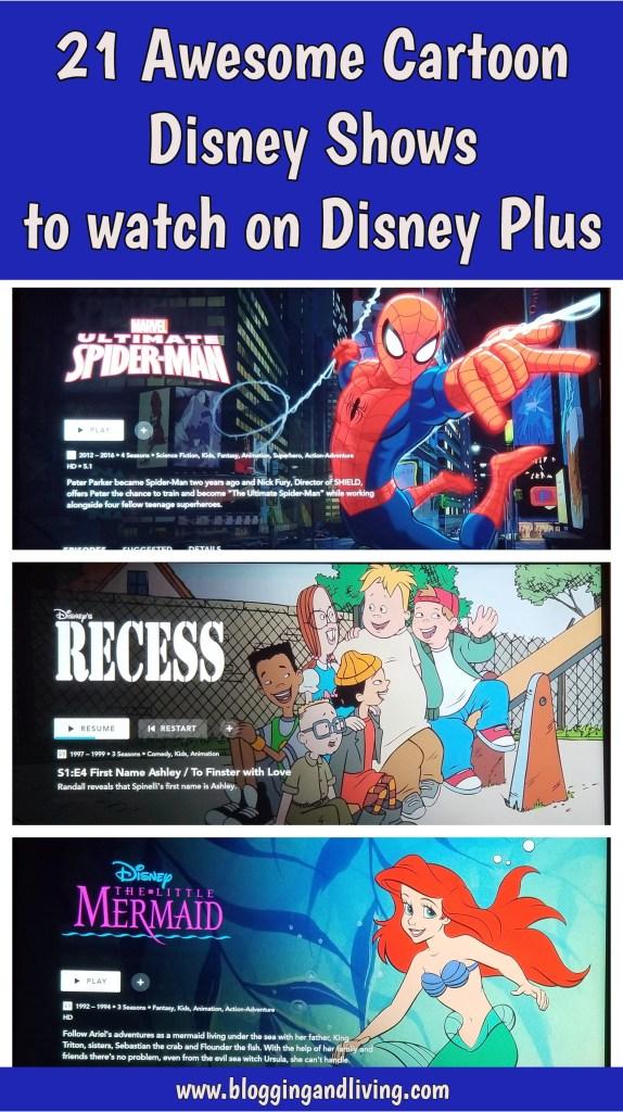 cartoon Disney shows
