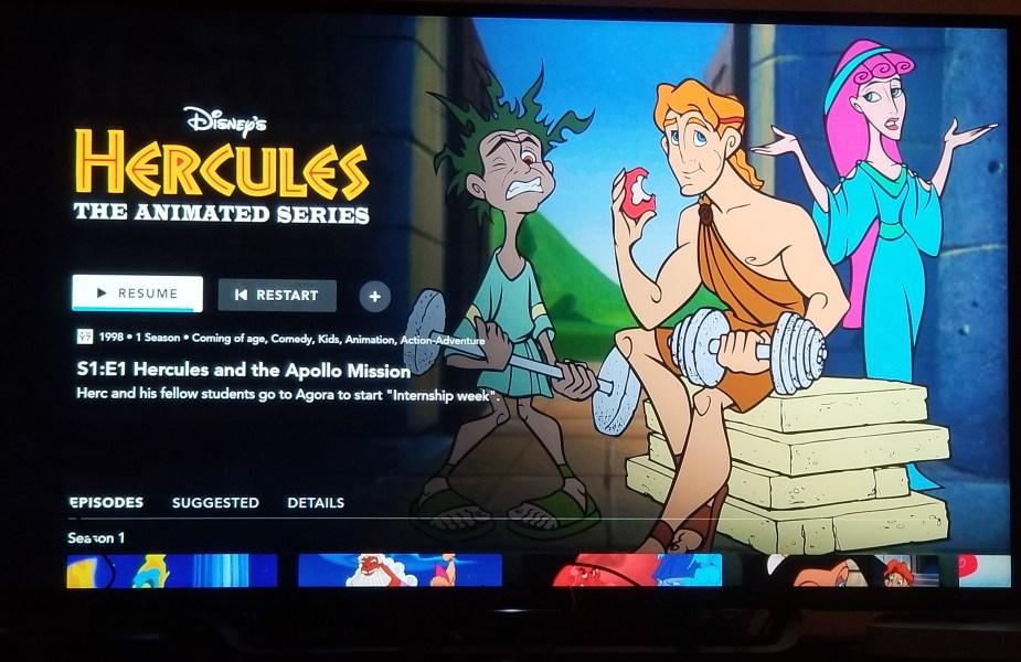 Hercules Series