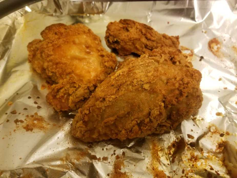 Banquet Fried Chicken review