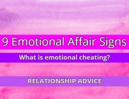 Emotional Affair Signs