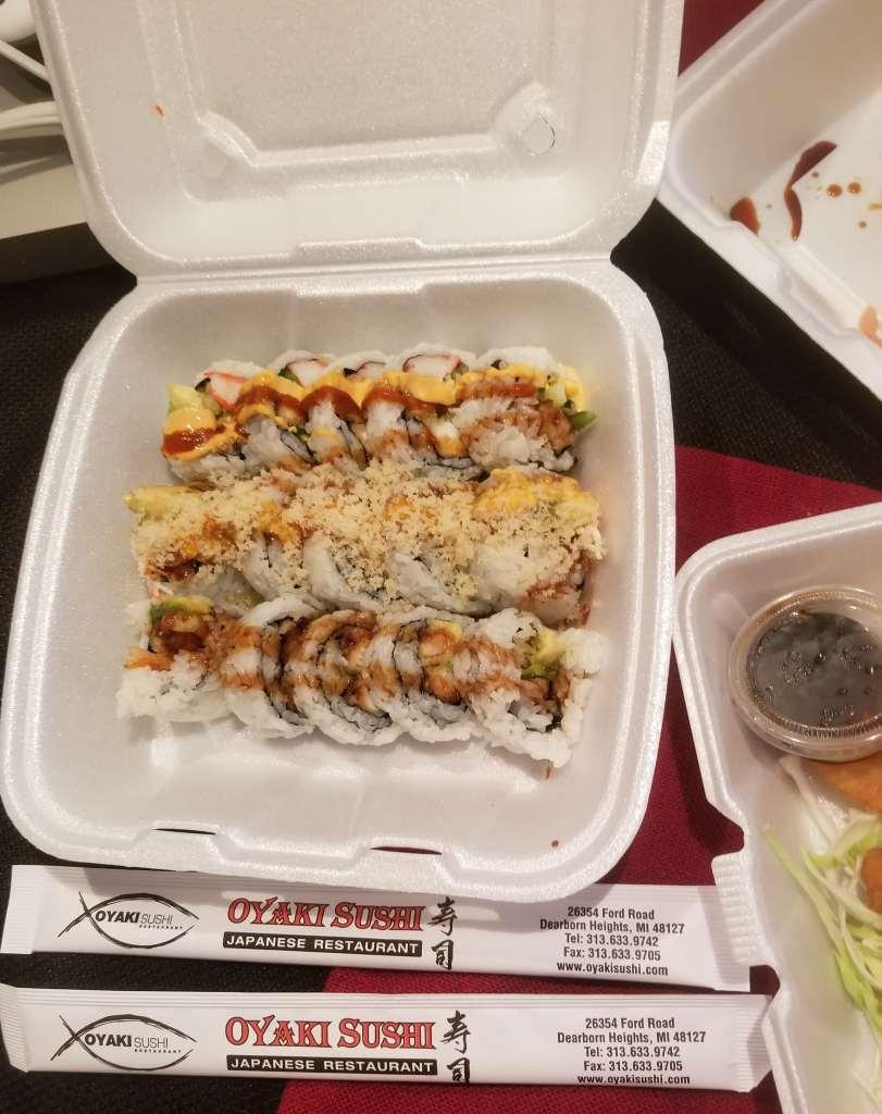 Michigan Sushi Restaurant
