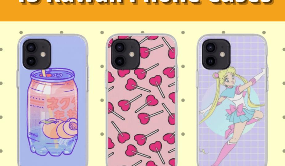 Kawaii Phone Cases
