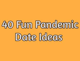 Pandemic Date Ideas