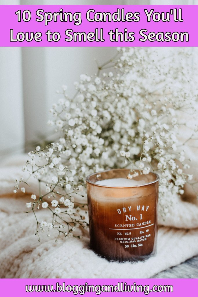 Spring Candles