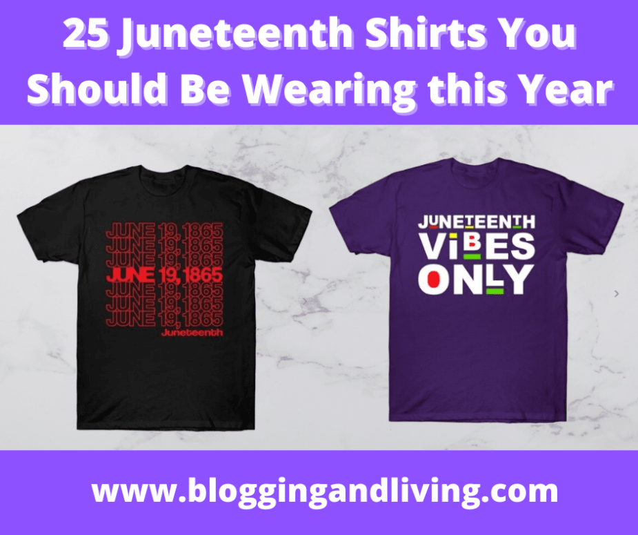 best juneteenth shirts