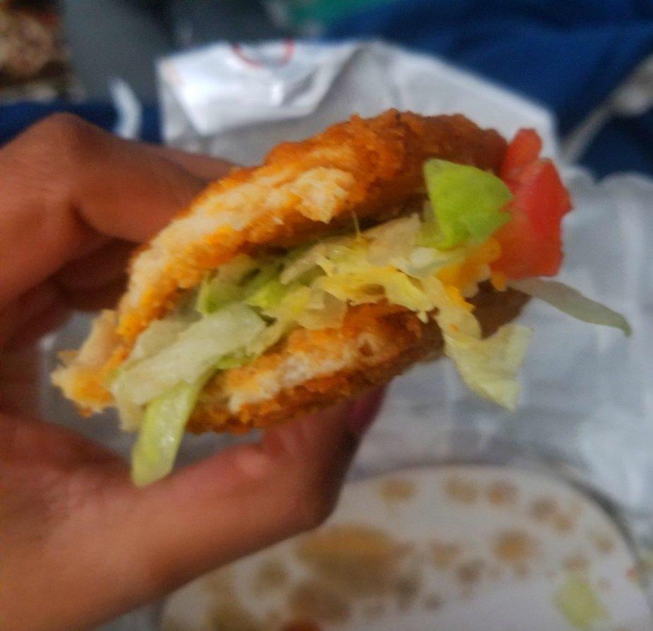 taco bell chicken taco