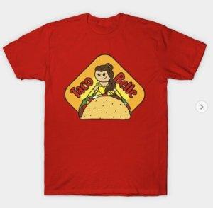 Taco Belle shirt