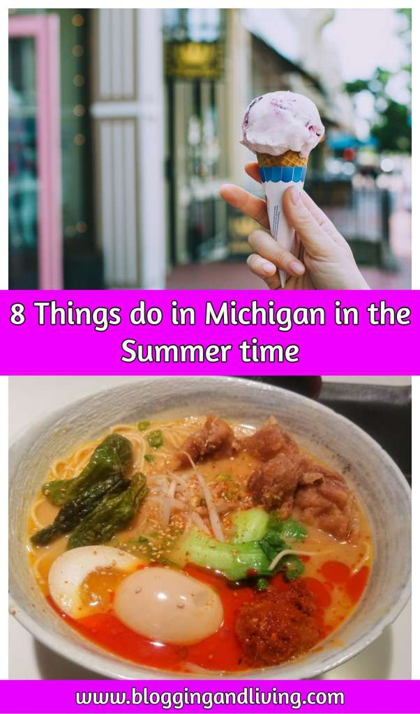 things to do in michigan in the summer