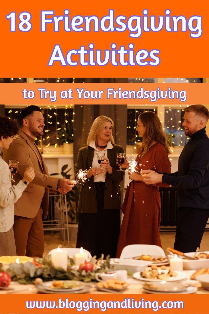 friendsgiving activities