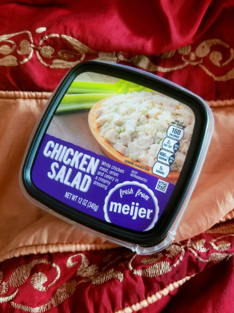meijer chicken salad